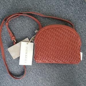 NWT Antik Kraft Crossbody purse